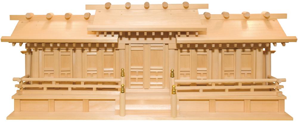 神殿 低口五社2型