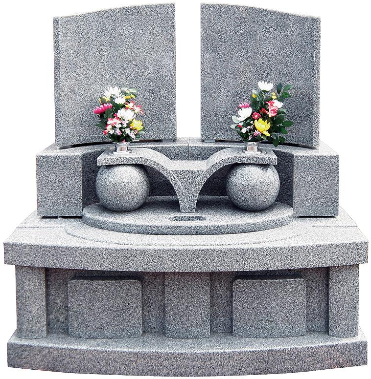 二世帯墓 シオン