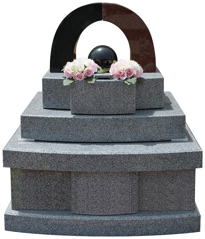 デザイン墓 アーチ
