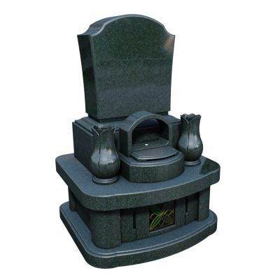 デザイン墓 リゲル インドグリーン