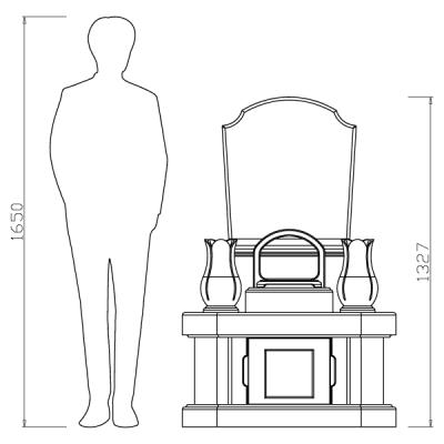 デザイン墓リゲル