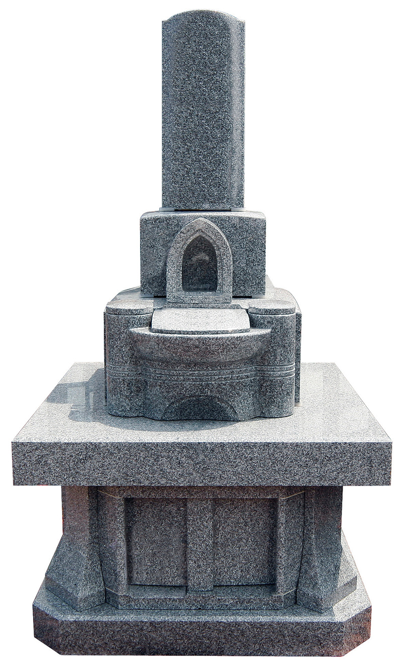 お墓 三宝台 大島石