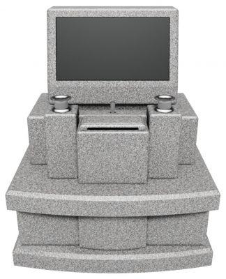 デザイン墓ポプラ
