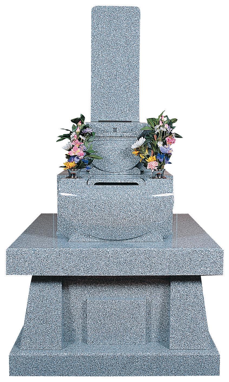 お墓 三宝台 北木石