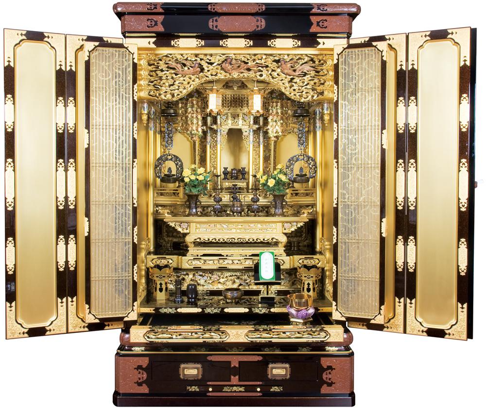 金仏壇 姫路壇