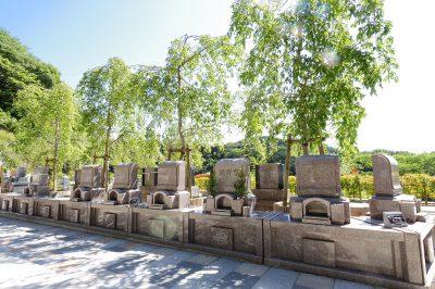 名方池ロイヤルパーク 永代管理墓 桜の園