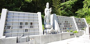 名方池ロイヤルパーク 永代管理墓 観音陵墓
