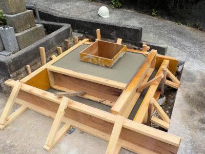 お客様施工例-基礎コンクリート
