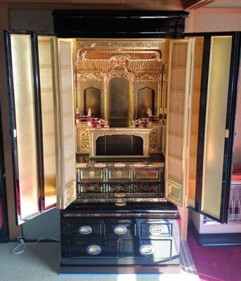 仏壇の修理・修復