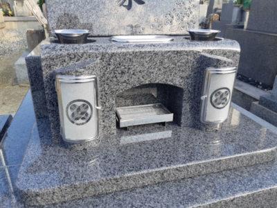 洋墓に建て替え
