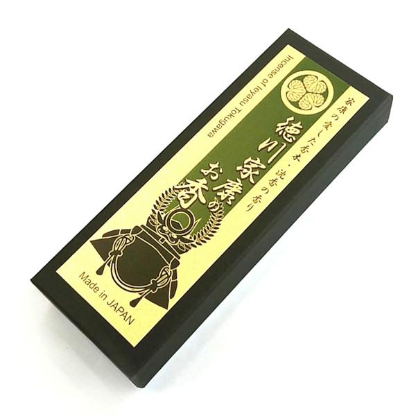 武将シリーズ 徳川家康のお香 バラ詰