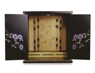 ミニ仏壇 鉄仙