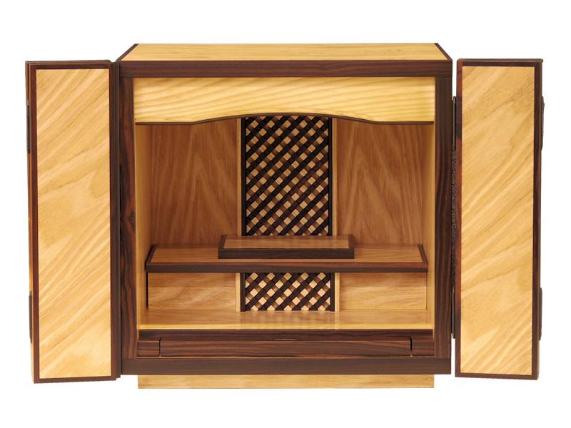 BOX型 DX タモ+黒檀1